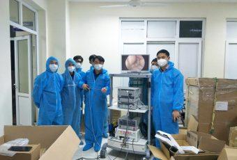 Nhất Minh Medical chung tay chống dịch COVID-19